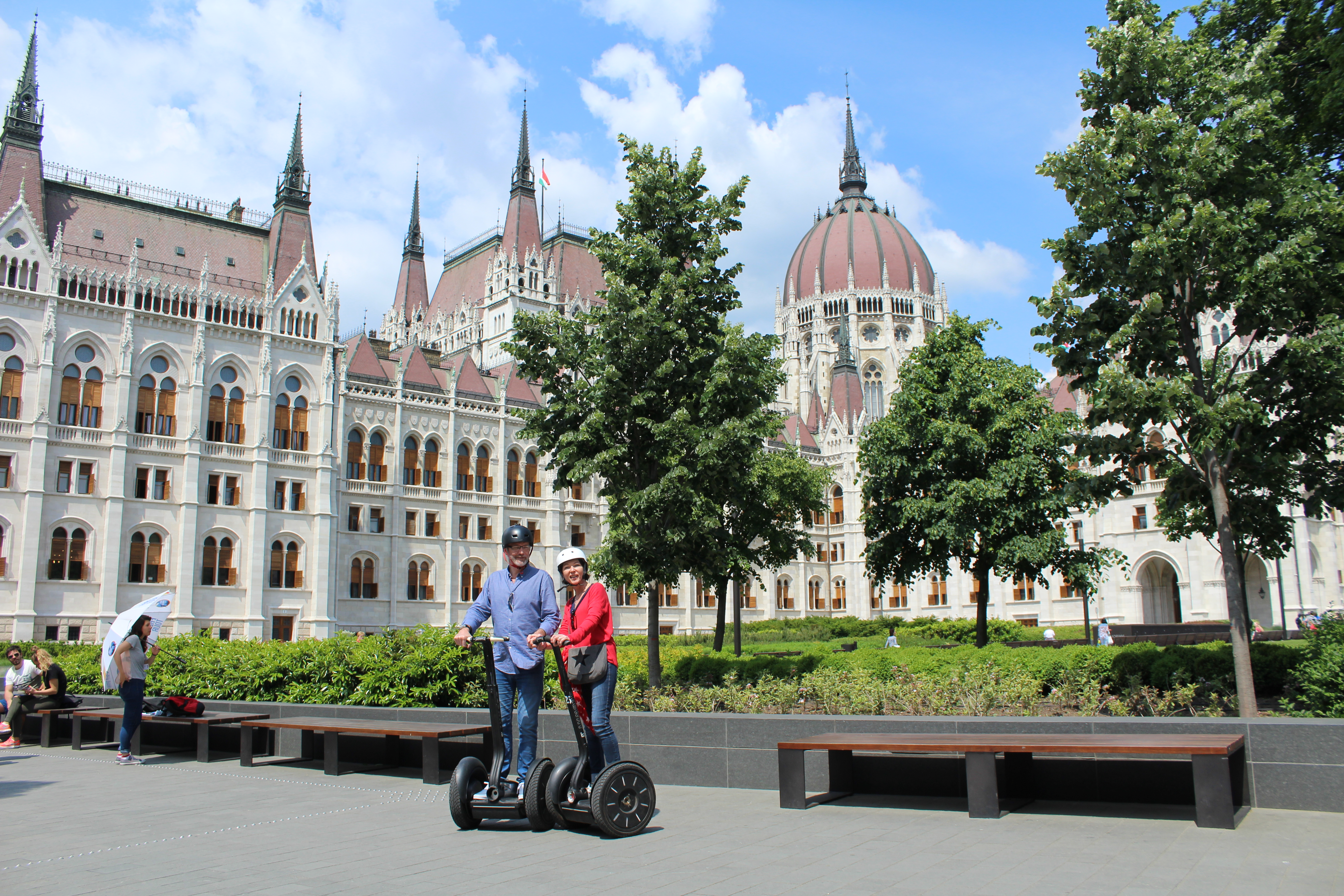 Segway Fun Tour Parliament