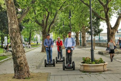 Danube Budapest Segway Tour
