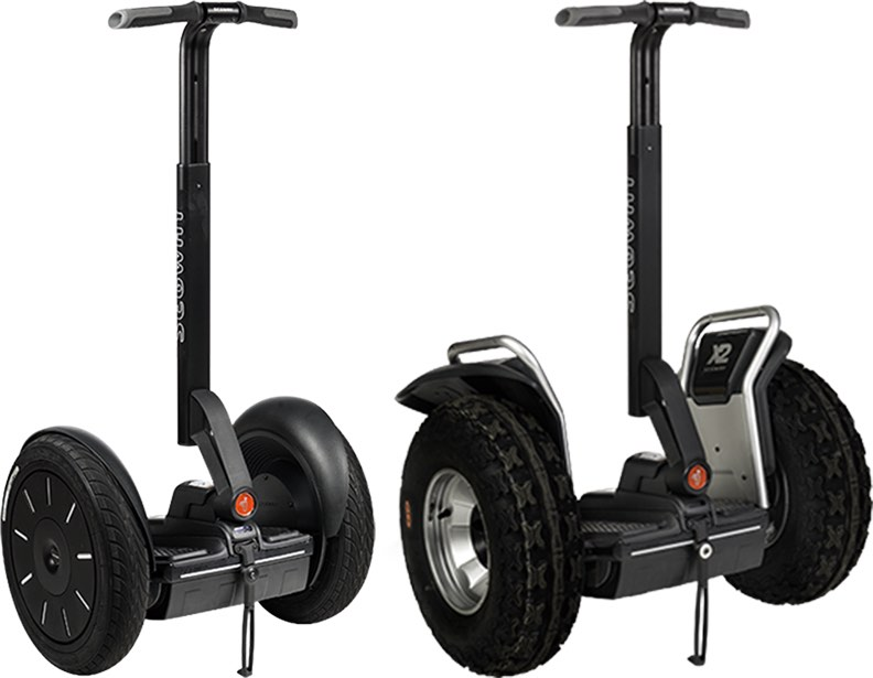 the latest segway model segway se