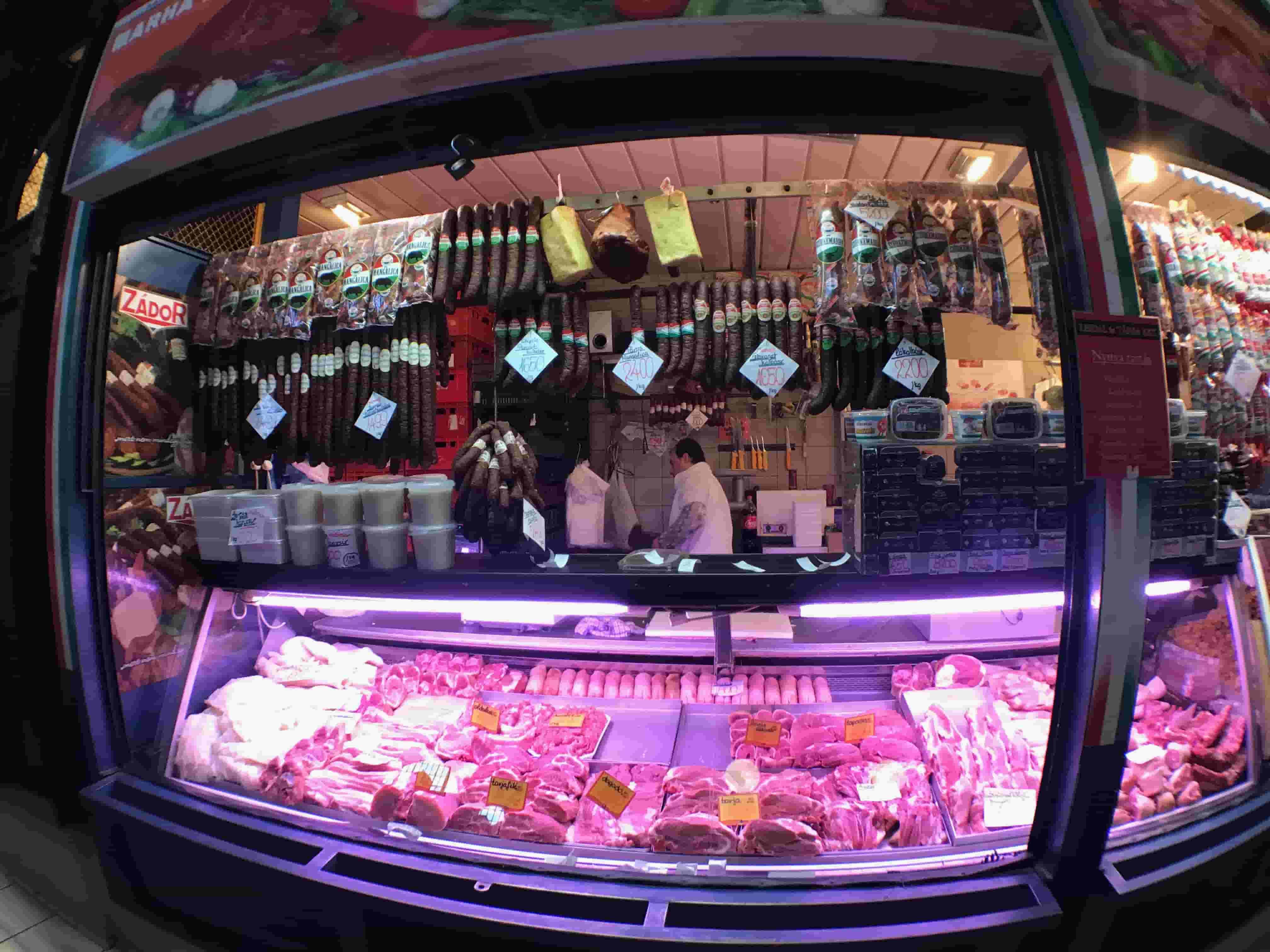 mangalica pork great market