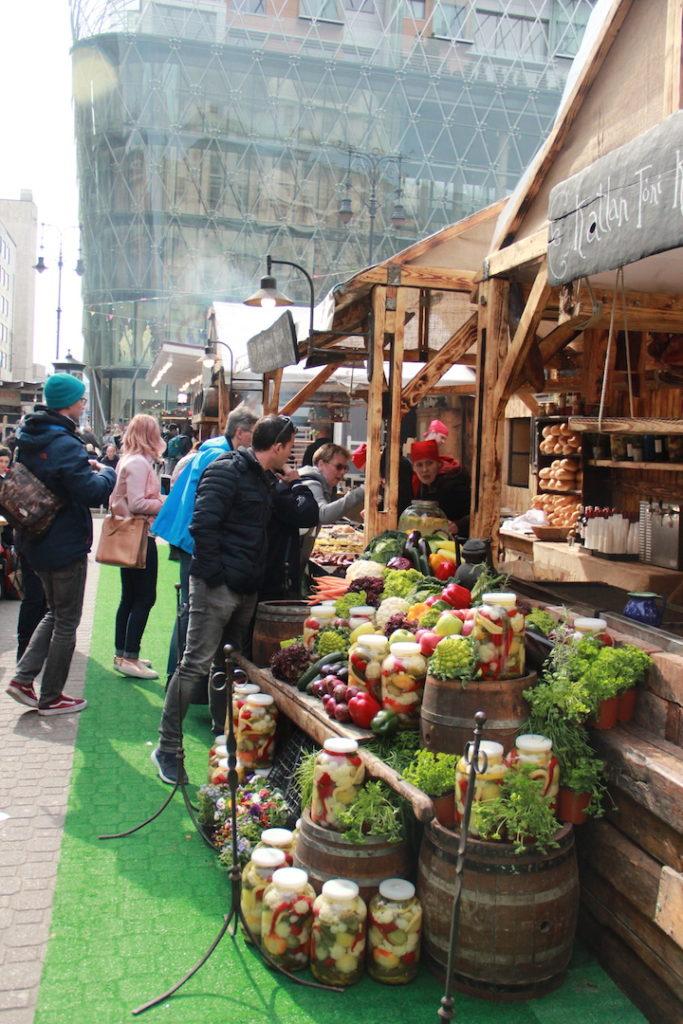 spring market hungary