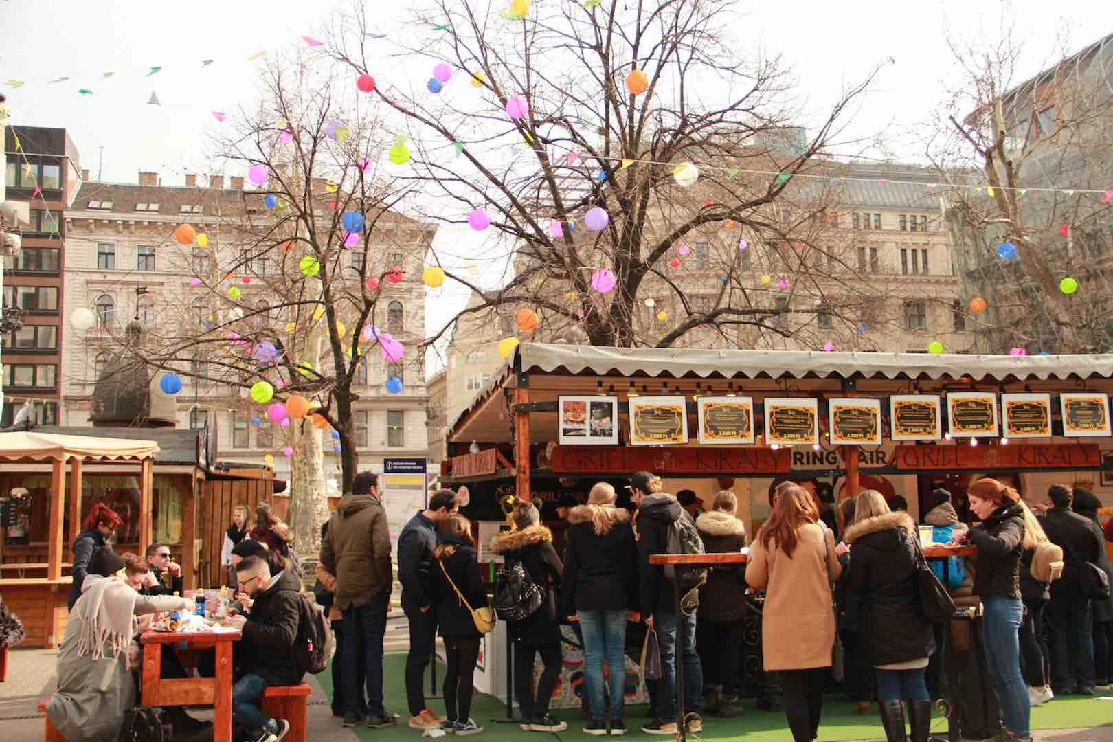 vorosmarty spring fair